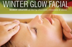 Winter Facial Glow